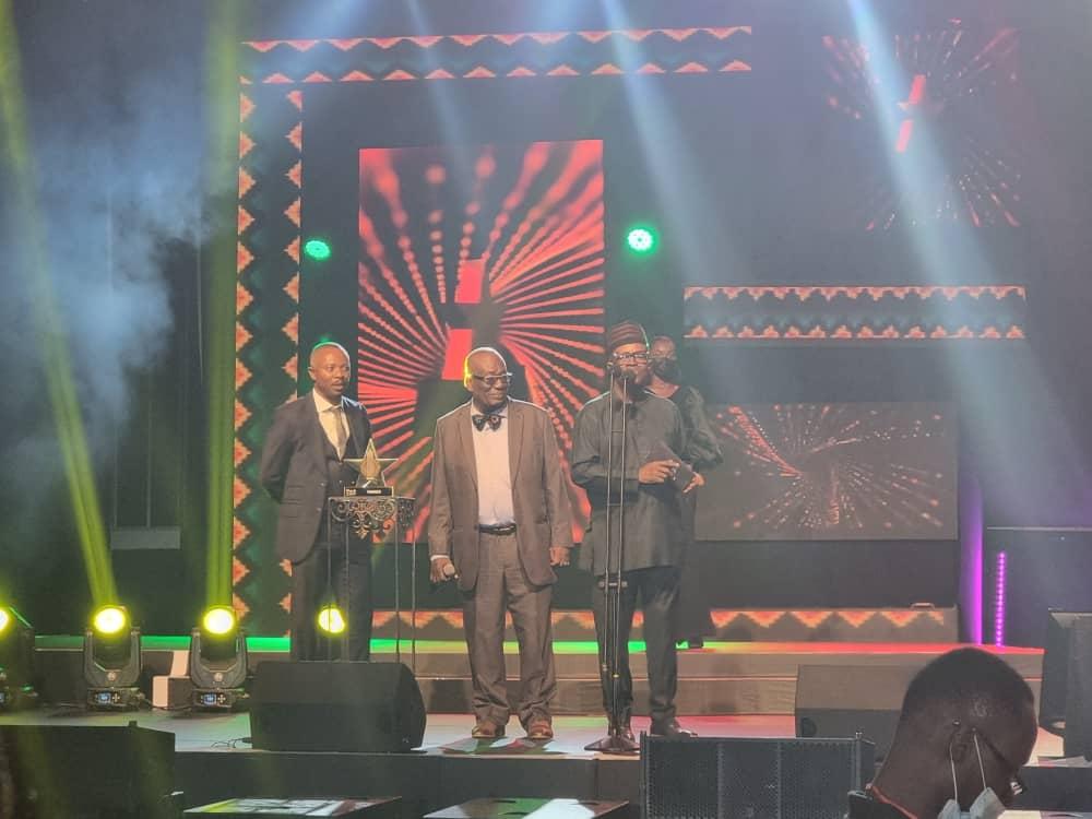 VGMA22: Legendary musical artist Bob Pinodo honored with 'Lifetime Achievement' award. 46