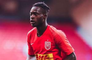 Ghana prodigy Kamaldeen Sulemana lands in Amsterdam for Ajax medical. 46