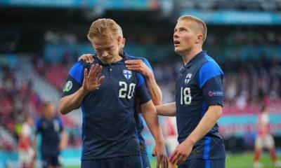 Euro 2020: Finland beat Denmark but match overshadowed by Christian Eriksen collapse. 42