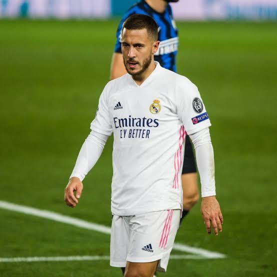 Eden Hazard addresses his future at Real Madrid amid Chelsea return rumours. 45