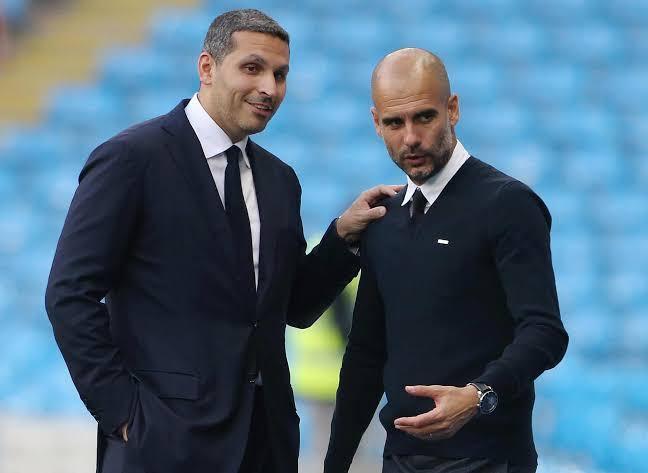 Man City owner Al Mubarak breaks silence after UCL final defeat, reveals plan for Pep Guardiola. 45