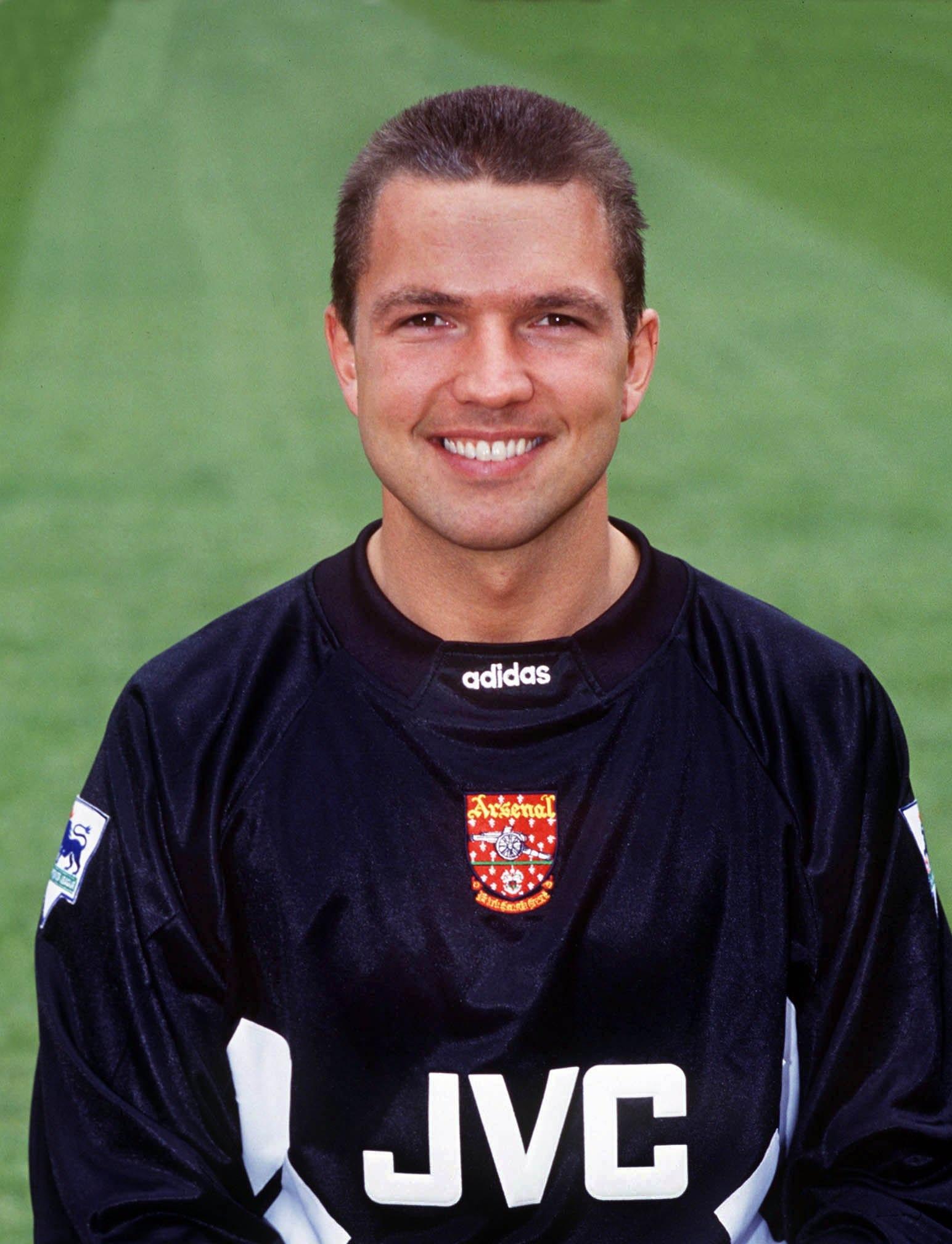Former Arsenal goalkeeper Alan Miller dies at 51. 45