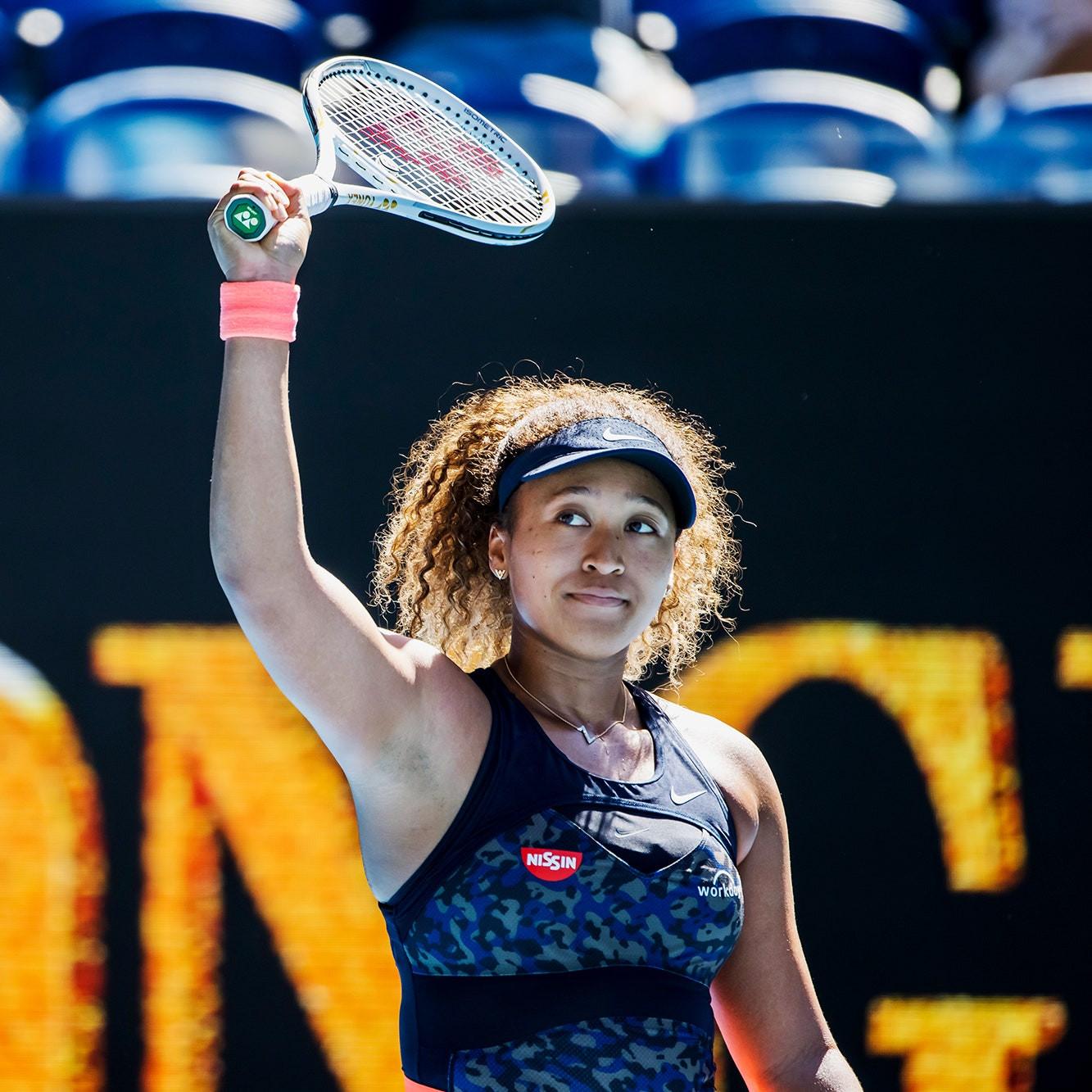 Naomi Osaka pulls out of Wimbledon but plans to return for Tokyo Olympics. 45