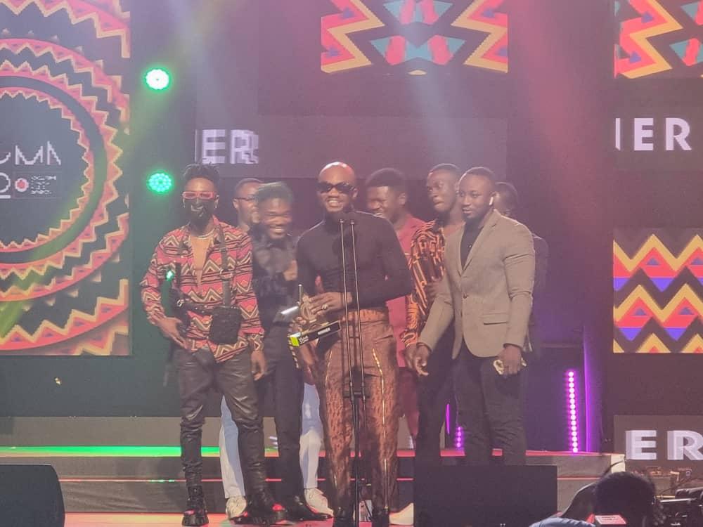 VGMA22: Mr Drew crowned 'Best New Artiste'. 45