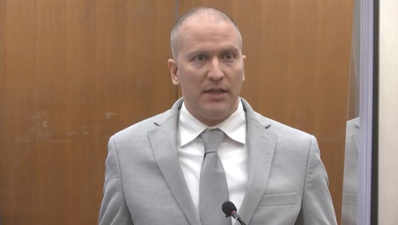 Derek Chauvin gets 22 1/2 years in prison for George Floyd's death 46