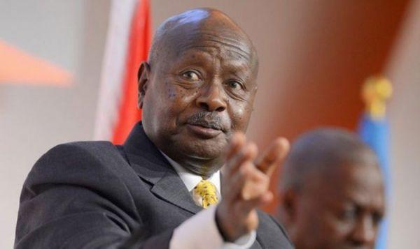 Museveni Calls For Uganda Covid Prayer Day. 46