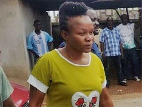 The Female 'Coup Plotter' Who Wanted Prez Akufo Addo Eliminated - PHOTO. 45
