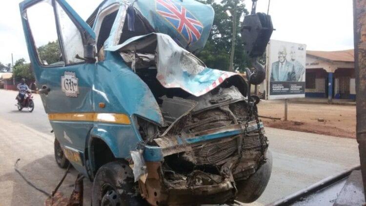 Accra-Cape Coast highway ranked Africa's deadliest road. 46