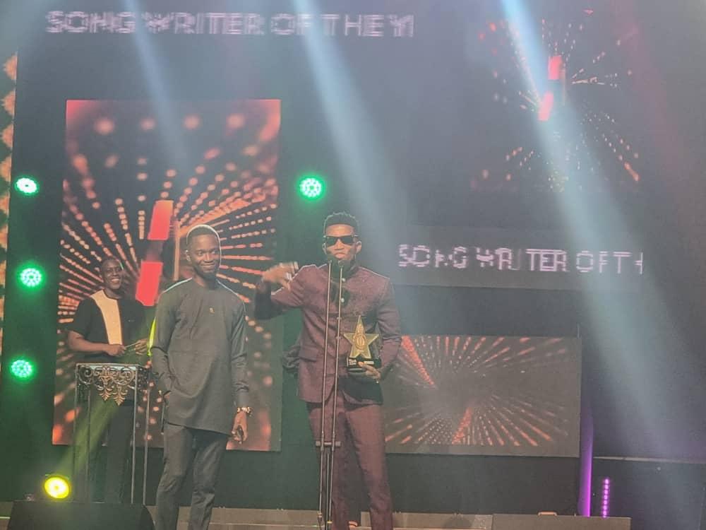 VGMA22: Kofi Kinaata makes VGMA history with fourth 'Songwriter Of The Year' win. 46