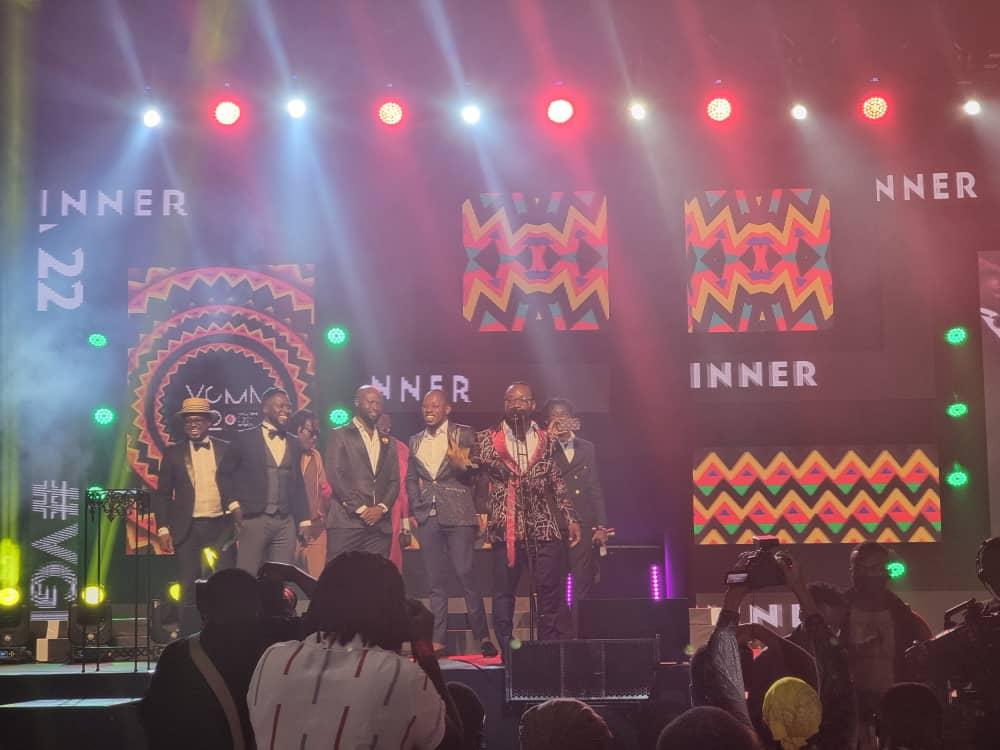 VGMA22: Epixode crowned 'Best Reggae/ Dancehall Artiste'of the year. 46