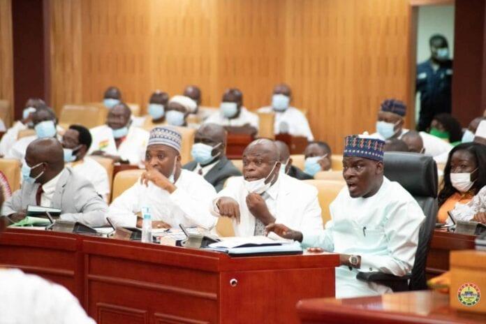 Minority boycotts approval of four deputy minister-designates 46