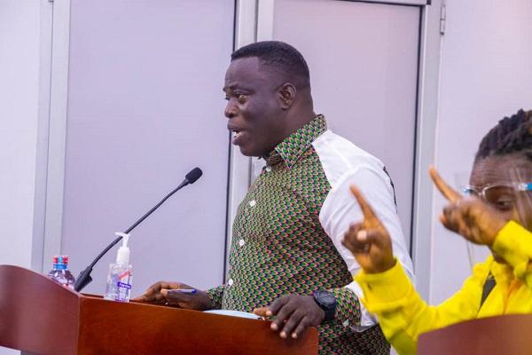 Coronavirus has taught us to prepare youth for the future – Ignatius Baffour-Awuah. 46