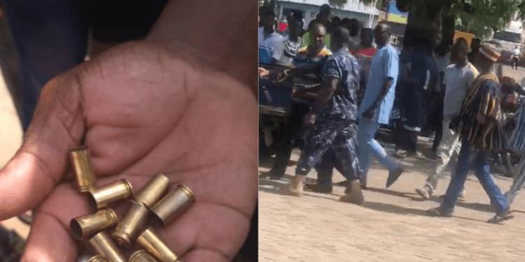 Custom officers fire warning shots, arrest TV3 journalist at Paga border - (Video). 45