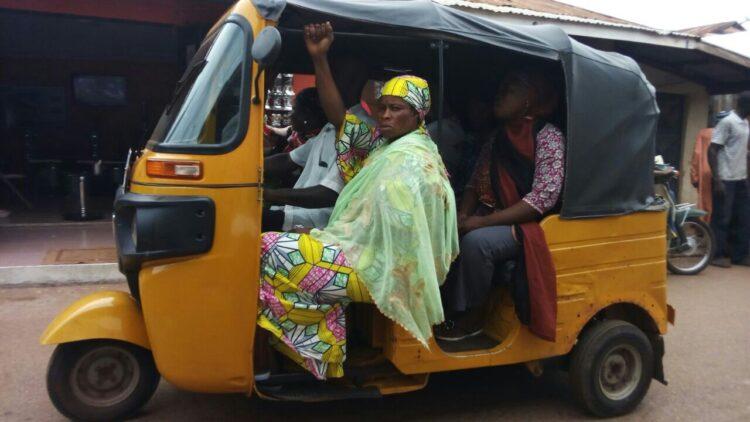 'Pragya' rules Kumasi roads. 52
