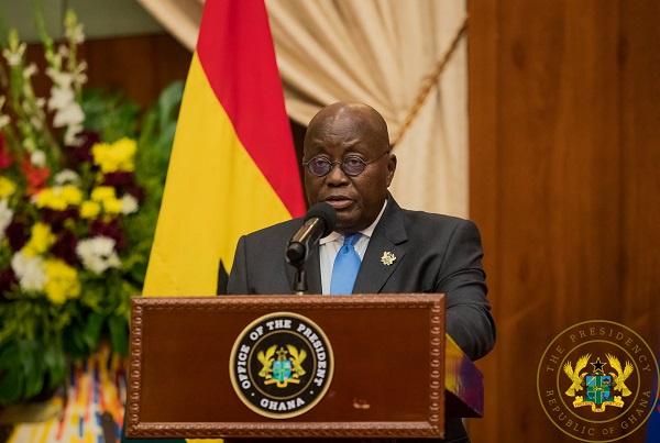 Abu Jinapor, Asenso-Boakye, Hawa Koomson on Akufo-Addo's cabinet. 45