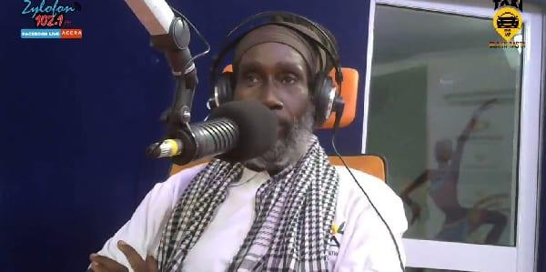 Achimota Rasta Saga: I'm disappointed in religious bodies over silence – Ras Nkrabea. 45
