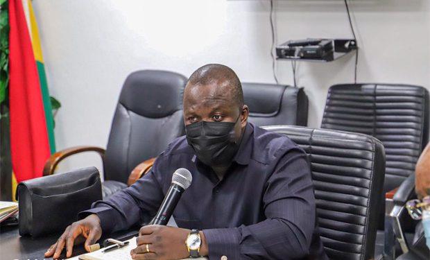 Ghana-Togo maritime boundary dispute affecting bilateral relations – Jinapor. 46