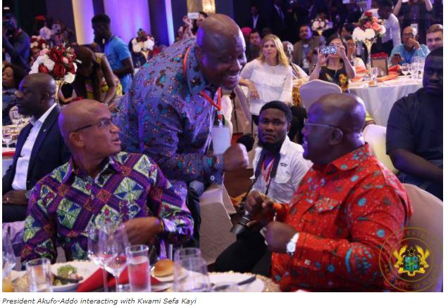 Akufo-Addo has never offered me a job – Kwami Sefa Kayi. 46