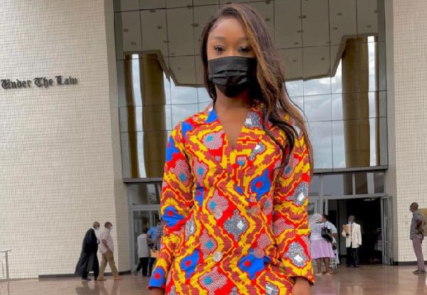 Breaking News: Efia Odo, 14 others arrested. 46