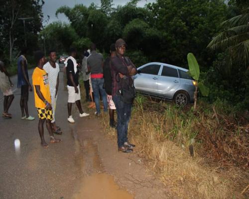 Citi TV, Adom TV & UTV Journalists involved in near-fatal accident on Oda-Akyem Asene road- (Photos). 48
