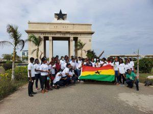 Ghana Tourism Authority organises city tour for the tour Operators Union Of Ghana (TOUGHA). 49