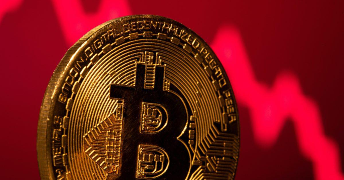 Bitcoin falls through $30,000. 46