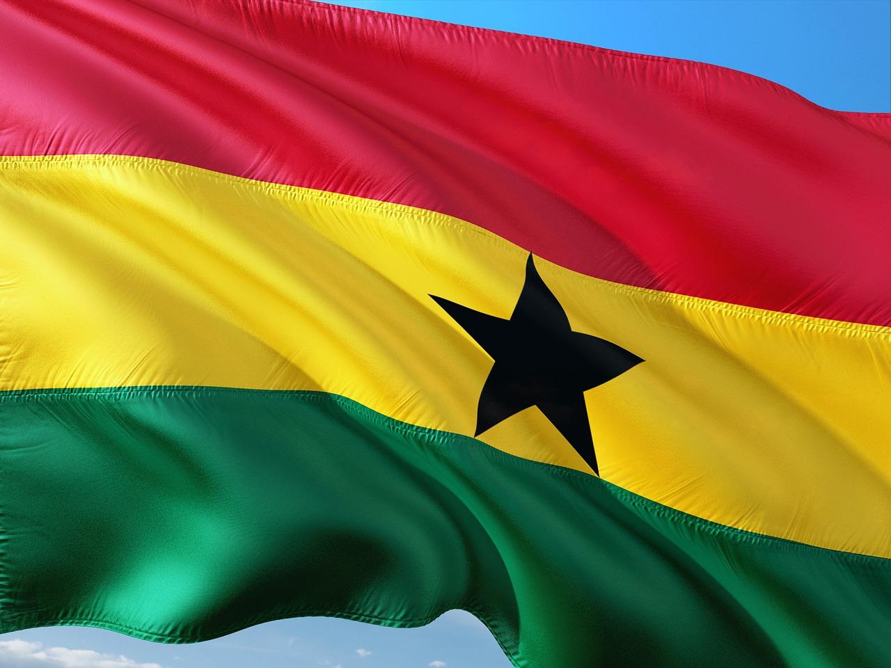 Ghana no longer on EU's money laundering list. 46
