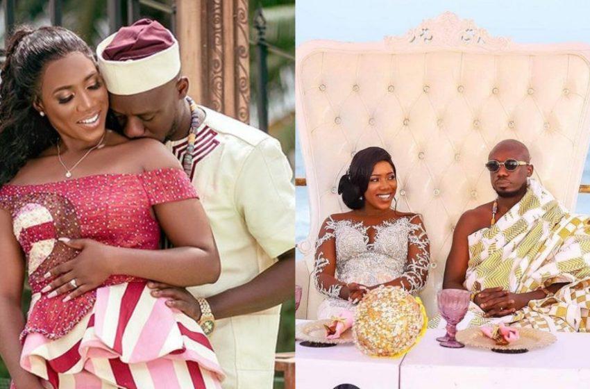 8 touching things Nkonkonsa has said to his wife after Abena Korkor's 'exposé'. 45