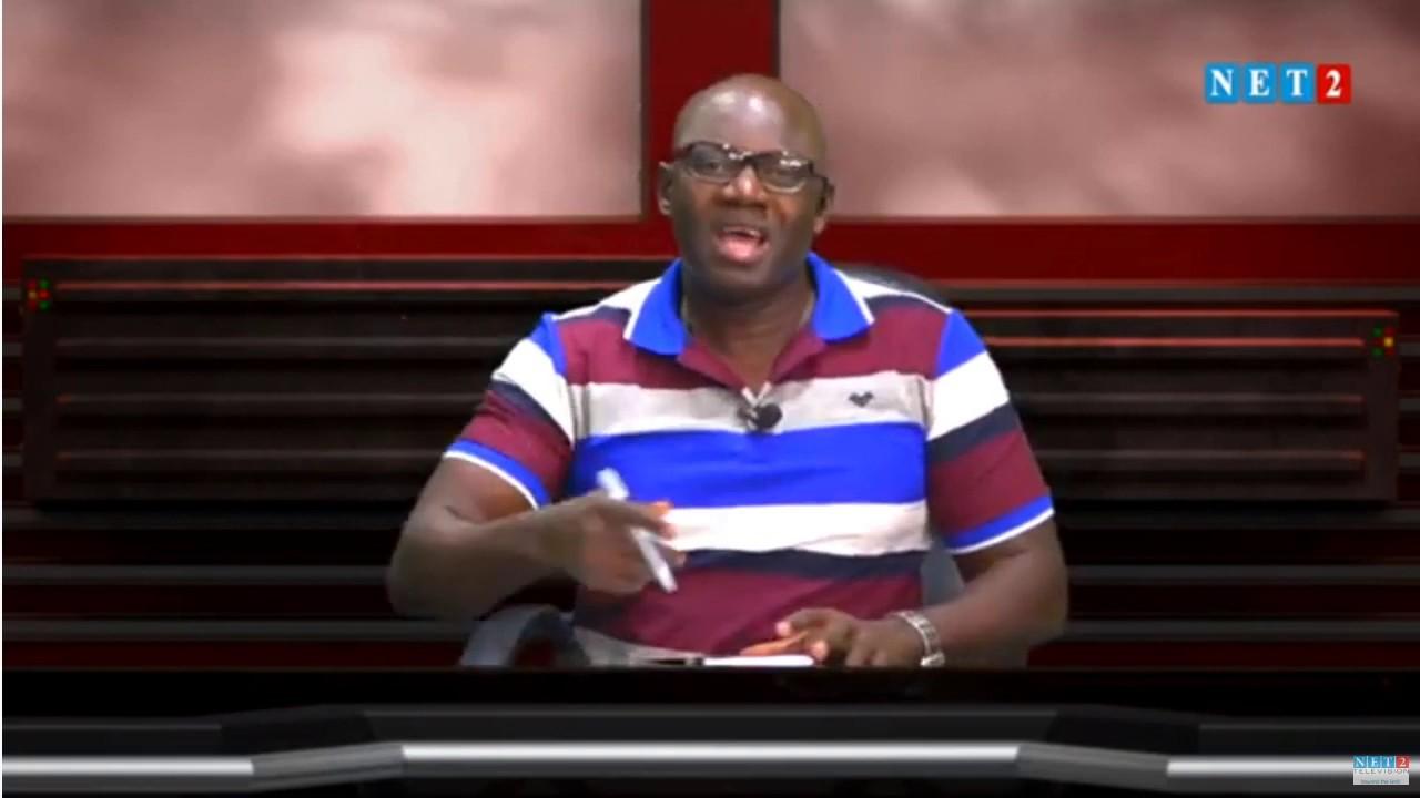 Shocking As Net 2 TV's Kwaku Annan Reveals Dark Secrets About T.B Joshua. 45