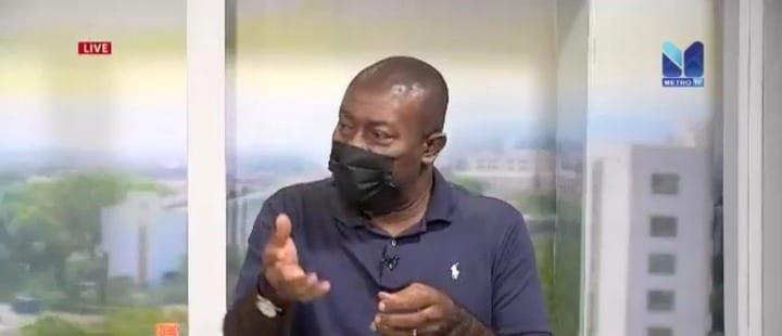 """Put your mask on or I walk out"" – Nana Akomea tells TV host on live TV. 46"