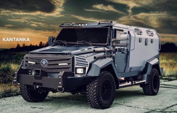 BoG in talks with Kantanka on production of armoured bullion vans for banks. 48
