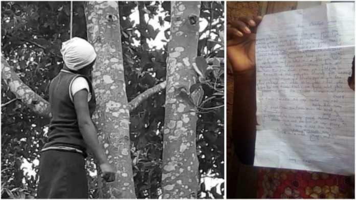 13-year-old girl hangs self over PLE results; leaves behind emotional note. 48
