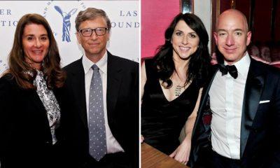 Melinda Gates and MacKenzie Scott team up to give $40 million to support women. 21