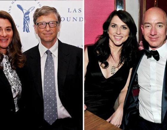 Melinda Gates and MacKenzie Scott team up to give $40 million to support women. 47