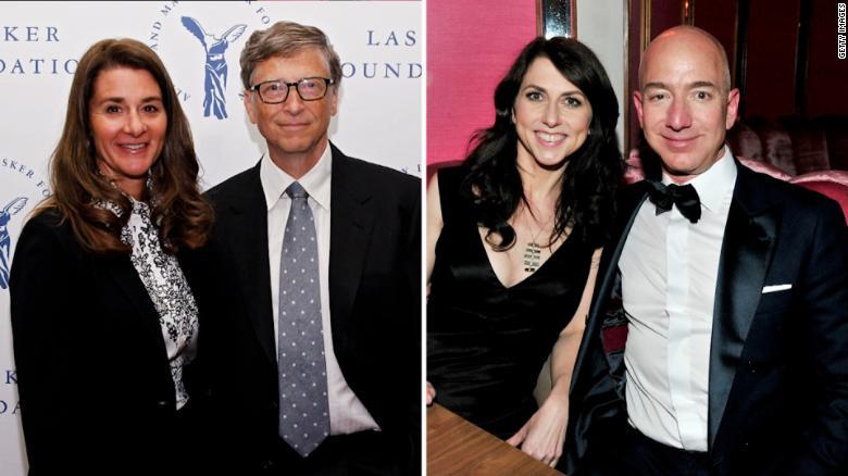 Melinda Gates and MacKenzie Scott team up to give $40 million to support women. 46