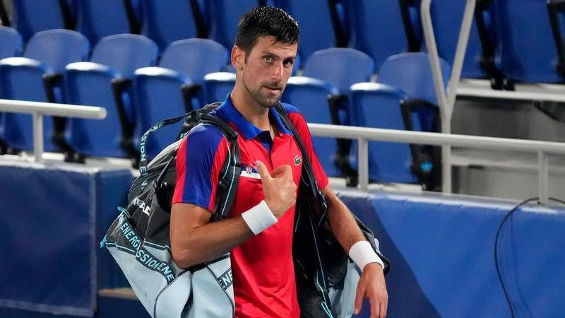 Tokyo Olympics: Novak Djokovic withdraws from mixed doubles-bronze match; leaves Olympics empty-handed. 46