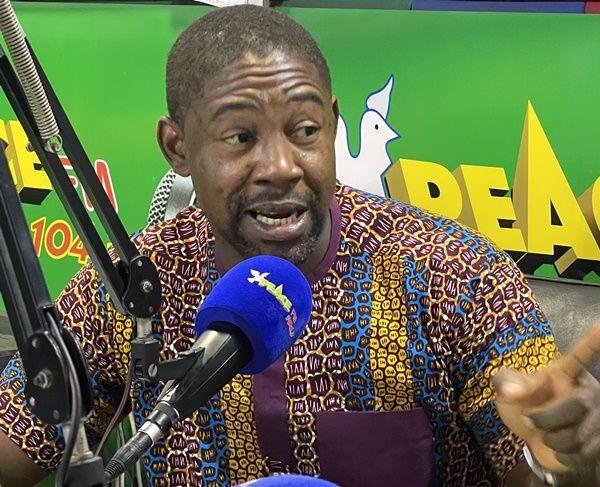 NDC Is Waging 'Emotional War' Against Us - Dr. Okoe Boye Warns NPP. 46