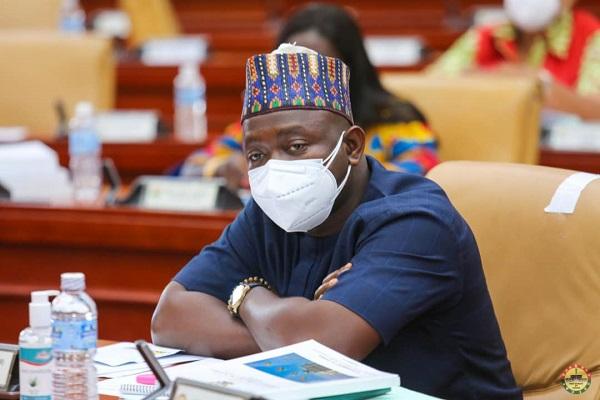 Suhuyini takes on Akufo-Addo over 'insulting' coronavirus address. 46