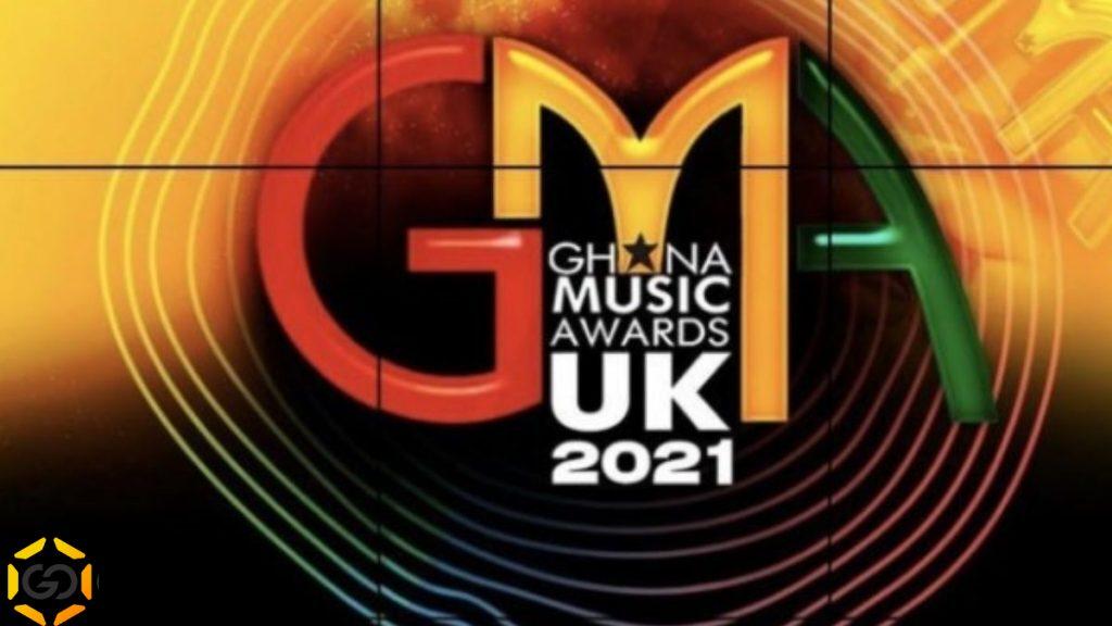 2021 Ghana Music Awards UK: Full List Of Nominees. 46