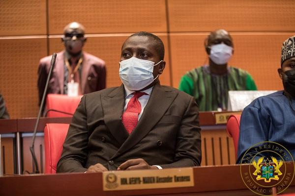 Sputnik V probe: Be fair to Health Minister – Afenyo-Markin to Media. 46