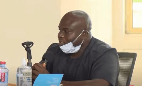 Kaaka's murder: Suspects not my bodyguards – Ejura MCE. 46