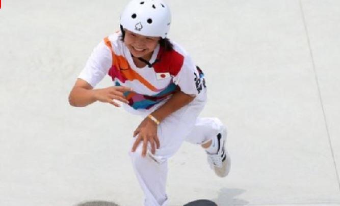Tokyo Olympics: Momiji Nishiya wins skateboarding gold at just 13. 46