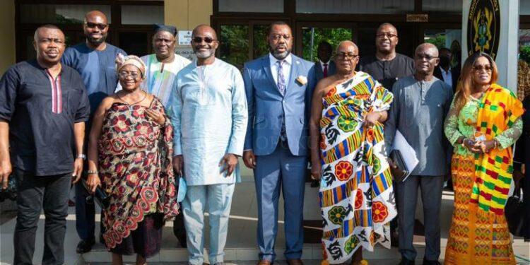 We'll work to grow Ghana Gas Company – Kennedy Agyapong. 46