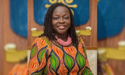 Profile of soon-to-be Vice-Chancellor of UG, Prof. Nana Aba Appiah Amfo. 15
