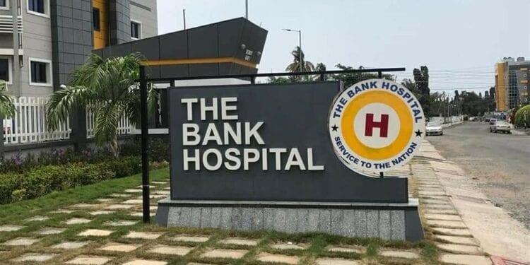 BoG Governor commissions 65-bed Bank Hospital for staff, general public. 46