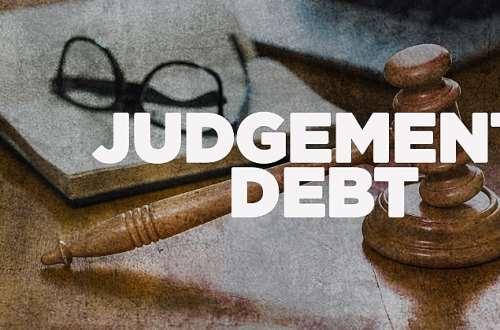 CID commences probe into $170m judgement debt. 46