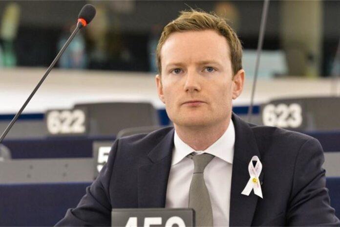 LGBTQI feud: UK politician tackles Sam George on Twitter. 46