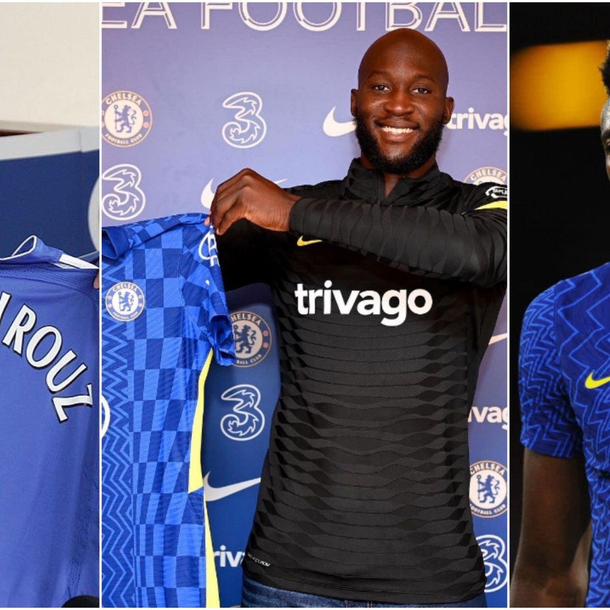 Romelu Lukaku: Will striker break the curse of Chelsea's No. 9 shirt? 46