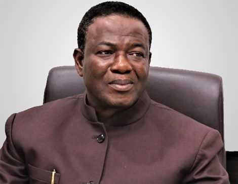 Samuel Kofi Dzamesi Appointed CEO Of Bui Power Authority. 46