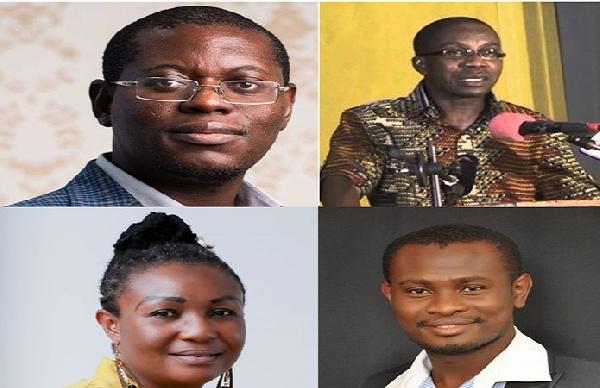 Leaked audios expose anti-Ghana agenda by CSOs. 46